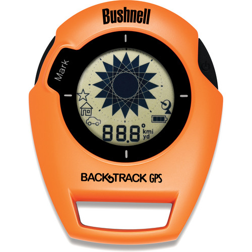 Bushnell BackTrack GPS (Orange)