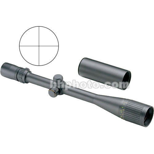 Bushnell 6-24x40 Elite 4200 Riflescope w/ 1/4 M.O.A. Dot (Matte Black)