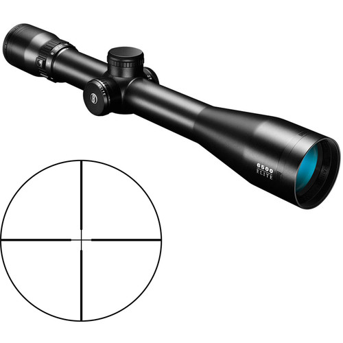 Bushnell 2.5-16x42 Elite 6500 Side Focus Riflescope (Fine Multi-X Reticle, Matte Black)