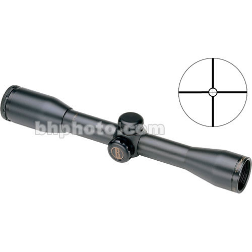Bushnell 4x32 Banner Dusk & Dawn Riflescope w/ Circle-X - Matte Black