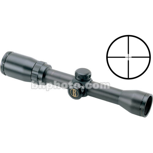 Bushnell 1.5-4.5x32 Banner Dusk & Dawn Riflescope w/ Multi-X - Matte Black