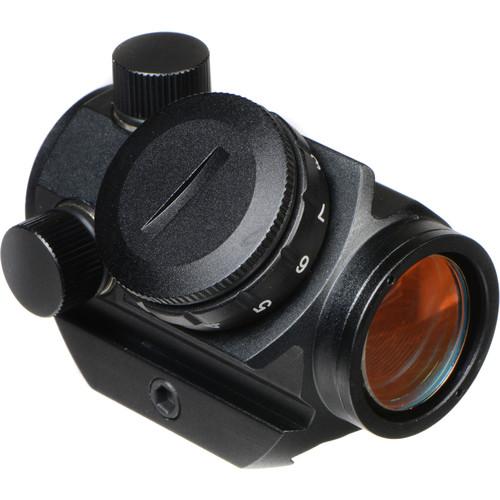 Bushnell 1x25 Trophy TRS-25 Riflescope (Matte Black)