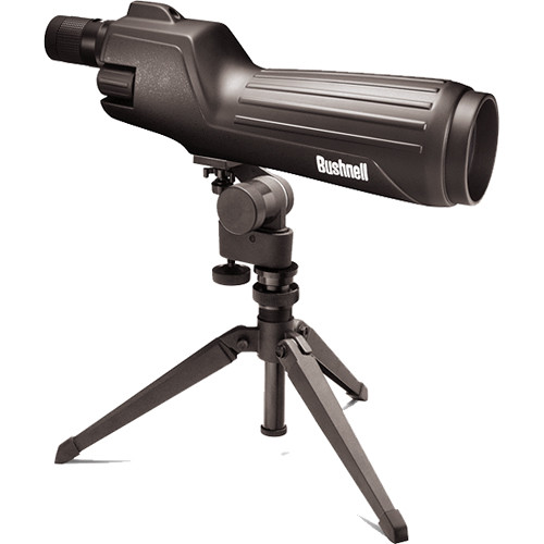 "Bushnell Spacemaster 2.4""/60mm Spotting Scope Kit (w/ RainGuard)"