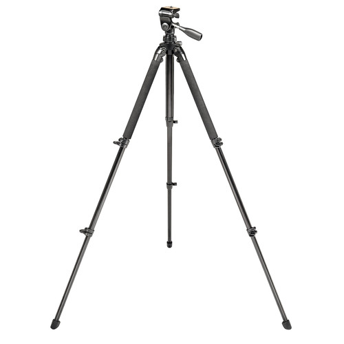 Bushnell Advanced Tripod with 3-Way Head