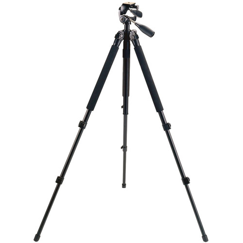 Bushnell Advanced Titanium Tripod with Quick Release 3-Way Head