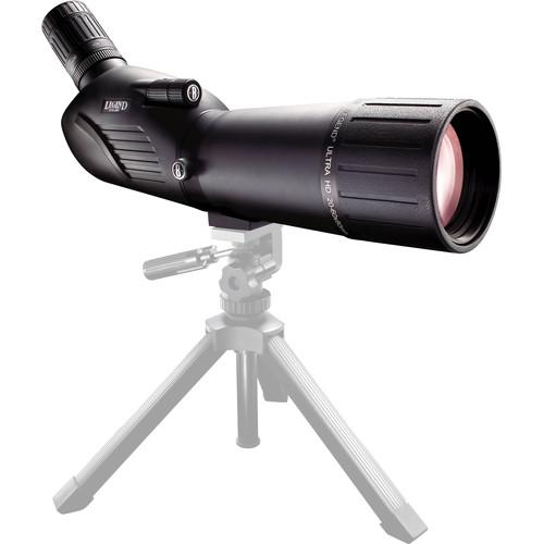 Bushnell Legend Ultra HD 20-60x80 Spotting Scope Kit (Angled Viewing)