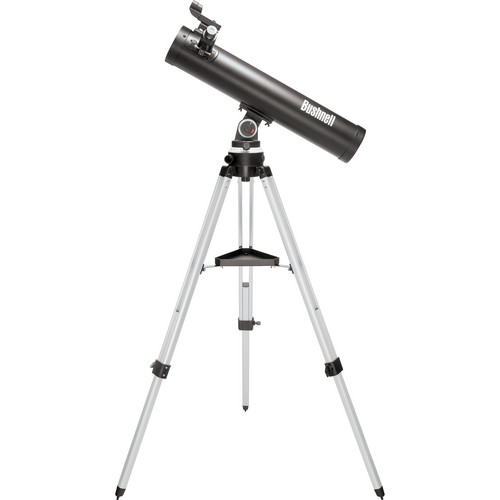 """Bushnell Voyager Sky Tour 3"""" f/9.2 Newtonian Reflector Telescope"""