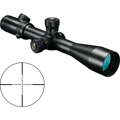 Bushnell Elite Tactical 3-12x44 Mil-Dot Riflescope