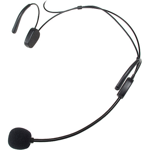 CAD 302 Head Worn Microphone Wired for the WX155 Transmitter