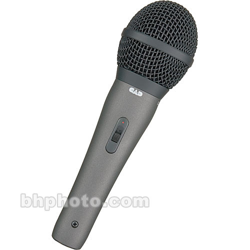 CAD CAD-22A Handheld Microphone