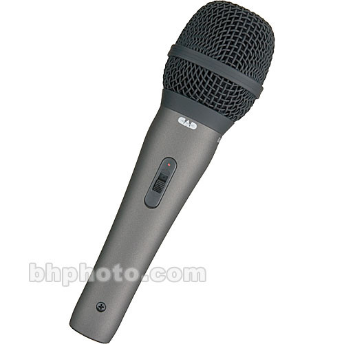 CAD CAD-25A Handheld Microphone