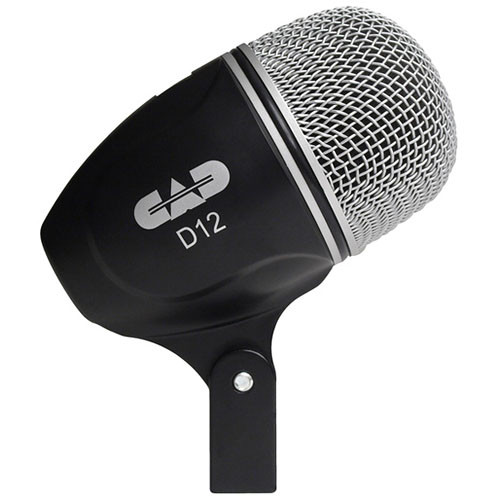 CAD D12 Dynamic Kick Drum Microphone