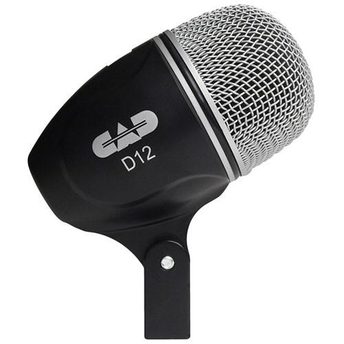 CAD D12 Dynamic Kick Drum Microphone