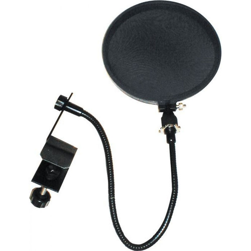 CAD Pop Filter and Gooseneck