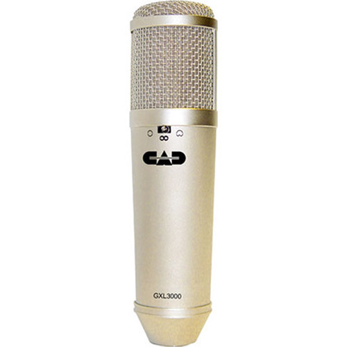 CAD GXL3000 Multi-Pattern Condenser Microphone