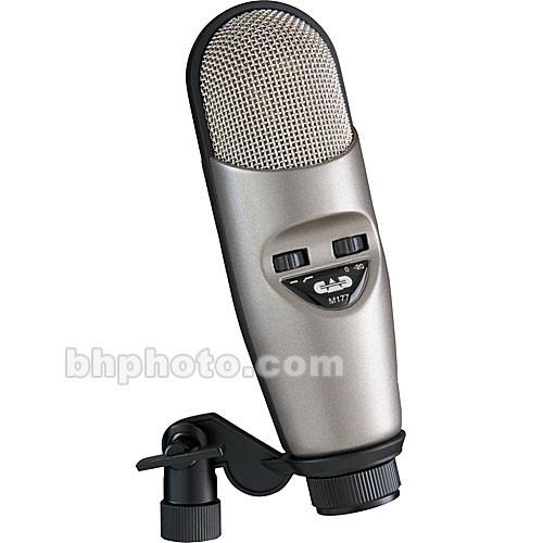 CAD M-177 Studio Microphone