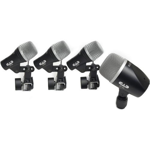 CAD Stage 4 Drum Microphone Pack