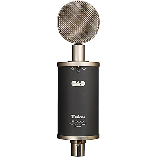 CAD Trion 8000 Multi-Pattern Condenser Tube Microphone