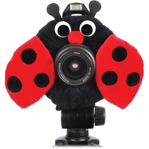 Camera Creatures Look-At-Me Ladybug Posing Prop