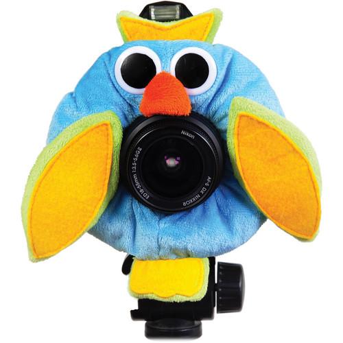 Camera Creatures Outrageous Owl Posing Prop