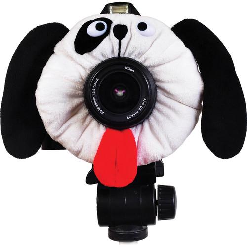 Camera Creatures Dapper Dog Posing Prop
