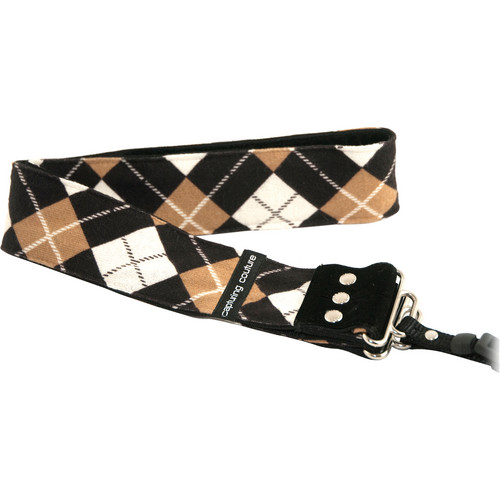 """Capturing Couture 2"""" Camera Strap (Extended,Joey Tan)"""