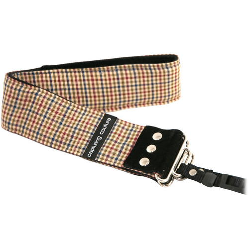 """Capturing Couture Urban Collection: The Aaron 2"""" SLR/DSLR Camera Strap"""