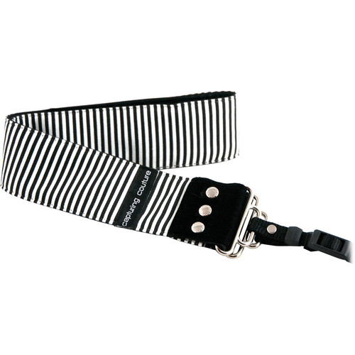 "Capturing Couture Urban Collection: The Rocker 2"" SLR/DSLR Camera Strap"