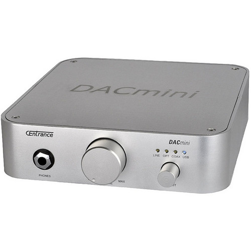 CEntrance Inc. DACmini CX - USB Headphone DAC