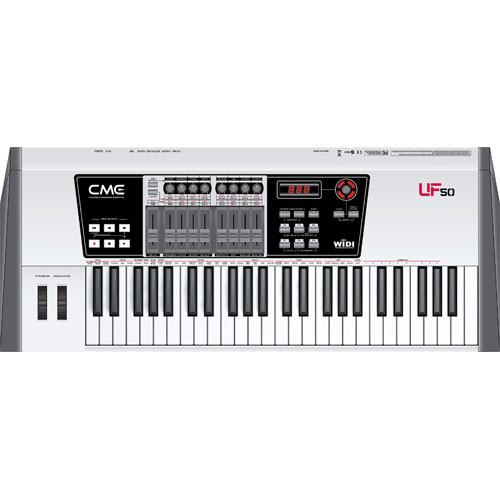 CME UF 50 Keyboard Controller