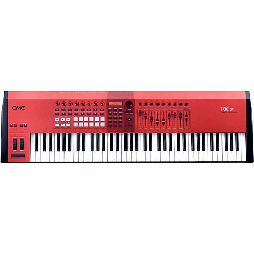 CME VX7 Keyboard Controller