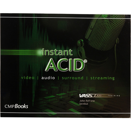 Focal Press Book: Instant ACID
