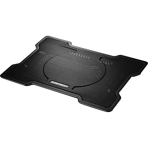 """Cooler Master NotePal X-Slim Cooling Stand for Laptops up to 17"""" (Black)"""