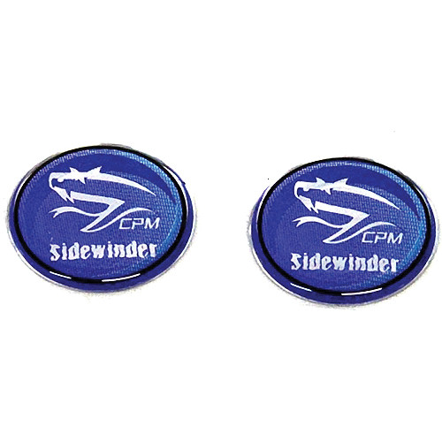 CPM Camera Rigs SideWinder Decal (2 Pack)