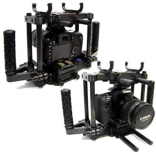 CPM Camera Rigs DSLR Cubed Cage 2.0