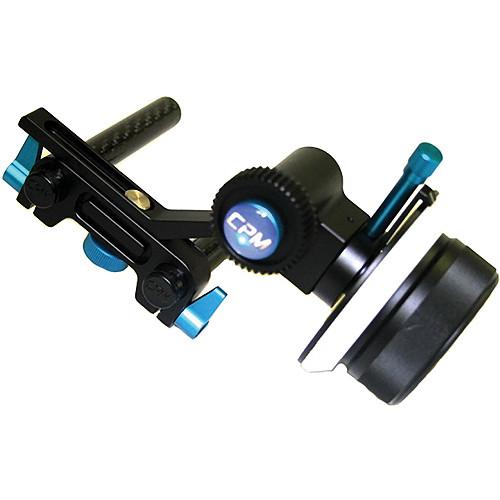 CPM Camera Rigs Geared Follow Focus