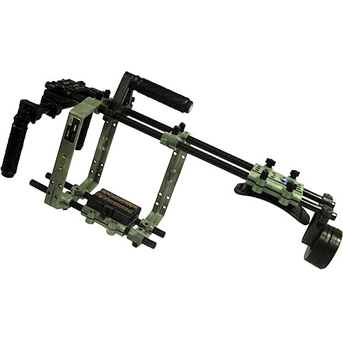 CPM Camera Rigs Bulldog Shoulder Shooter Kit for DSLR Cameras