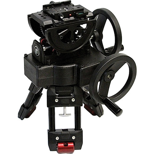 CPM Camera Rigs CPMhead Geared Head Unit