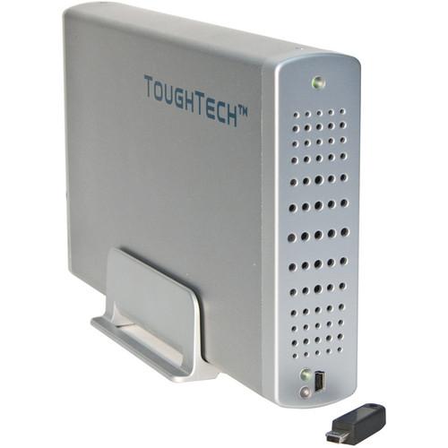 """CRU-DataPort ToughTech Secure Q 3.5"""" 256-Bit Enclosure"""
