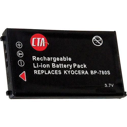 CTA Digital DB-BP780S Lithium-ion Battery (3.7v 850mAh)