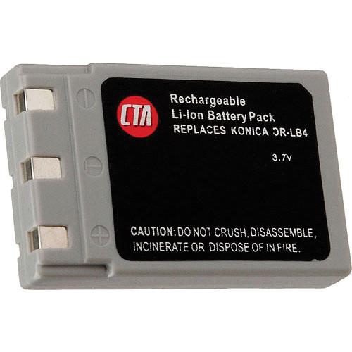 CTA Digital DB-DRLB4 Lithium-Ion Battery (3.7v 1000mAh)