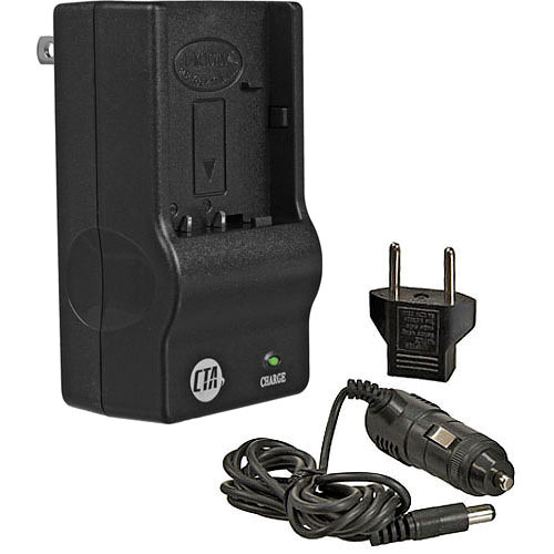 CTA Digital MR-7002 Mini Battery Charger for Kodak KLIC-7002 Battery