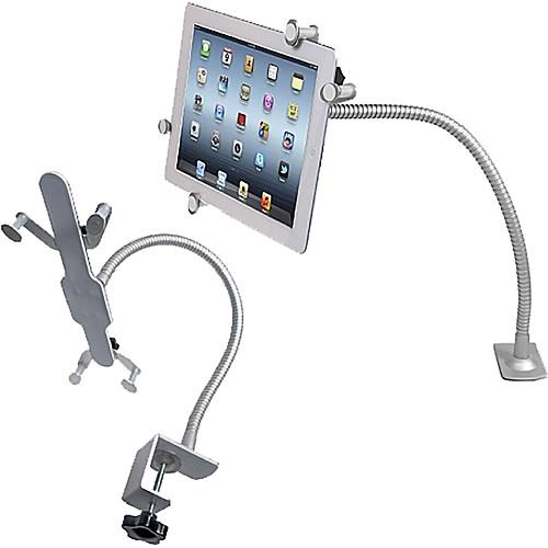 CTA Digital Adjustable Gooseneck Clamp Stand