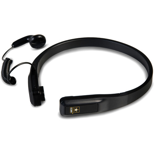 CTA Digital U.S. Army Bluetooth Throat Mic Headset for PlayStation 3 & PC