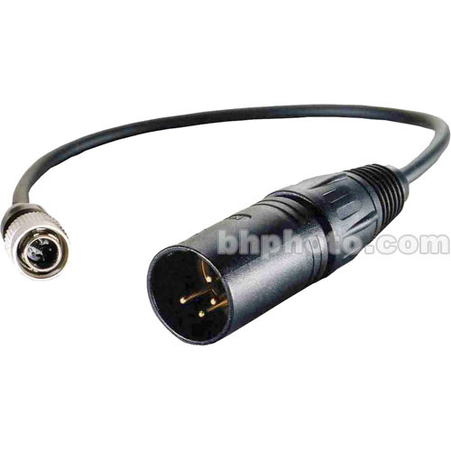 """Cable Techniques BB-NXL4M-12 - 12"""" Battery Bud Input Cable"""