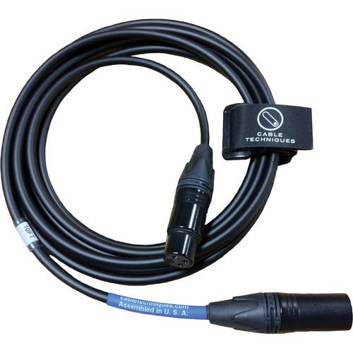 Cable Techniques CT-PX-310 Premium Microphone Cable - 10' (3.04m)