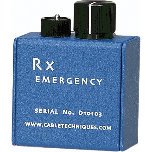 Cable Techniques RX Emergency Mix Bus Interface for Sound Devices Mixers