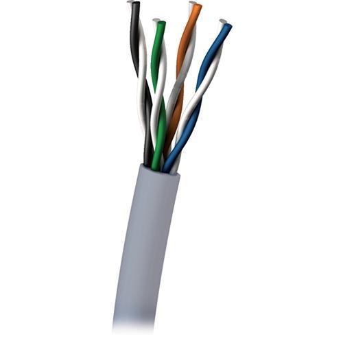 C2G 1000' (304.80m) Cat5E Bulk Cable - Pull Box (Gray)