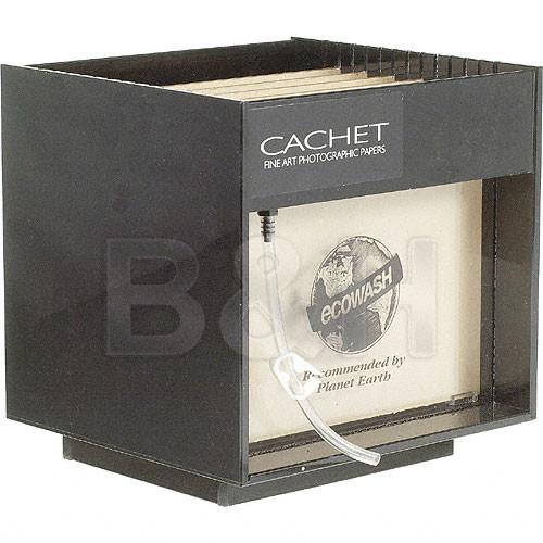 """Cachet EcoWash 8.5x11"""" Print Washer"""