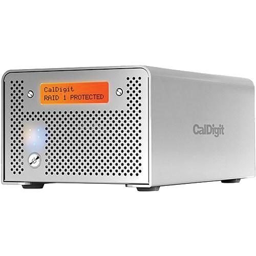 CalDigit 4TB VR External Hard Drive Array